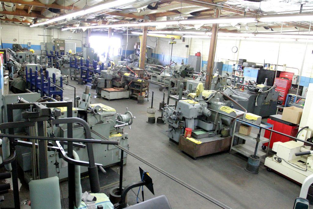 Raymac Grinding the best infeed machine shop available in Orange County!